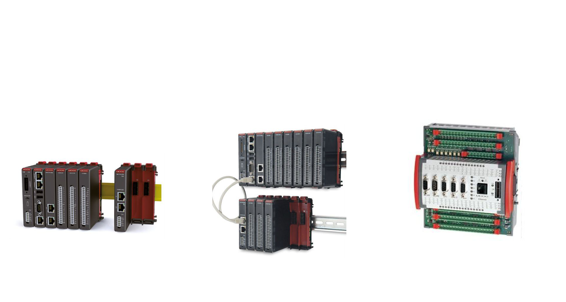 Servo Controllers & Module Cards