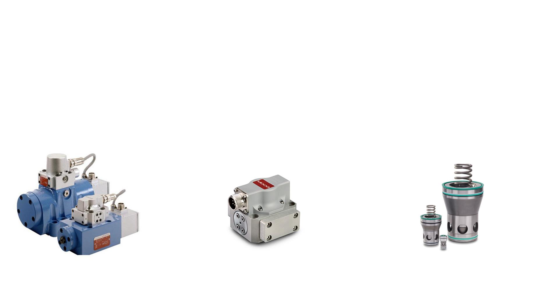 Servo, Proportional & Cartridge Valves