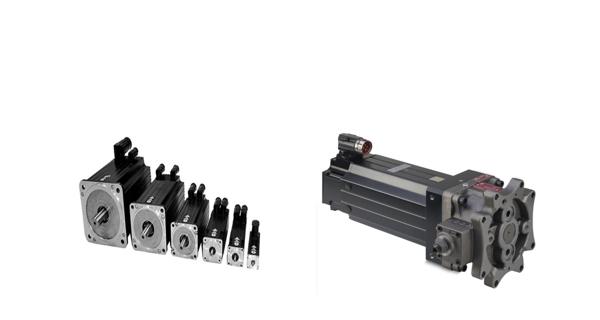 Servo Motors & Pumps