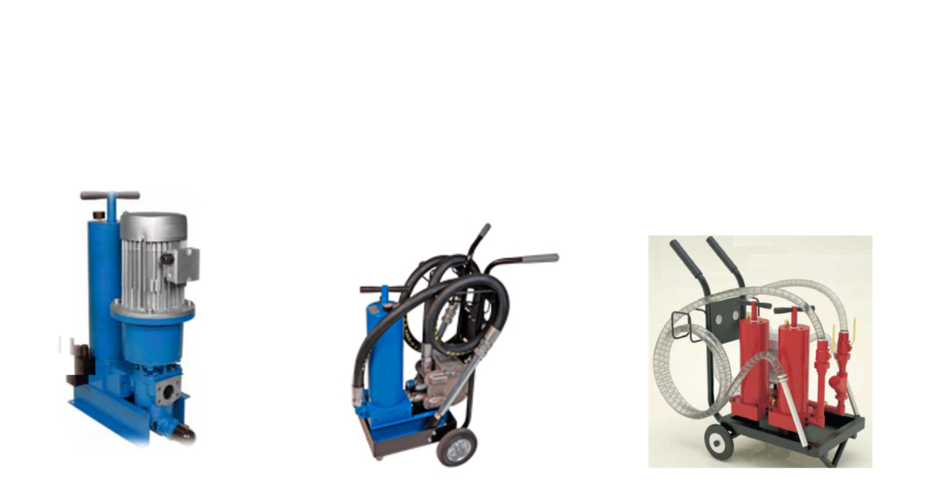 Filtration Skids & Trolleys